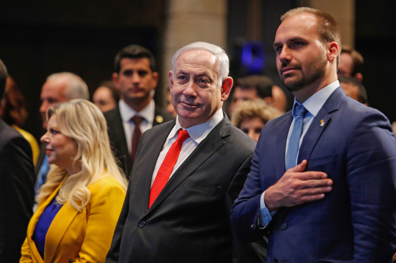 Governo brasileiro inaugura escritório comercial em Jerusalém; premiê de Israel participa