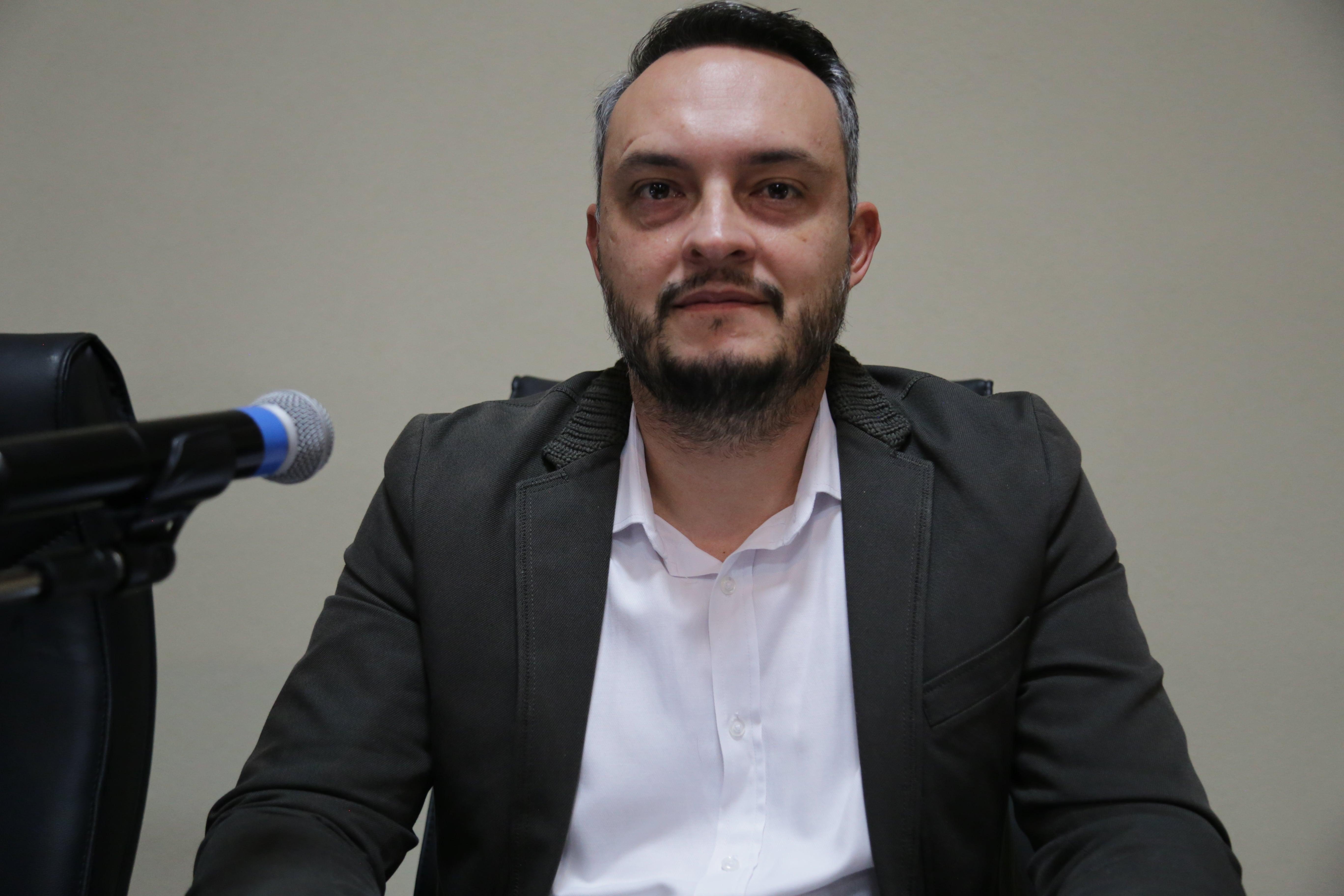 Rafael Modesto pede base da Polícia Militar na Vila Áurea e reforma da Casa Lar