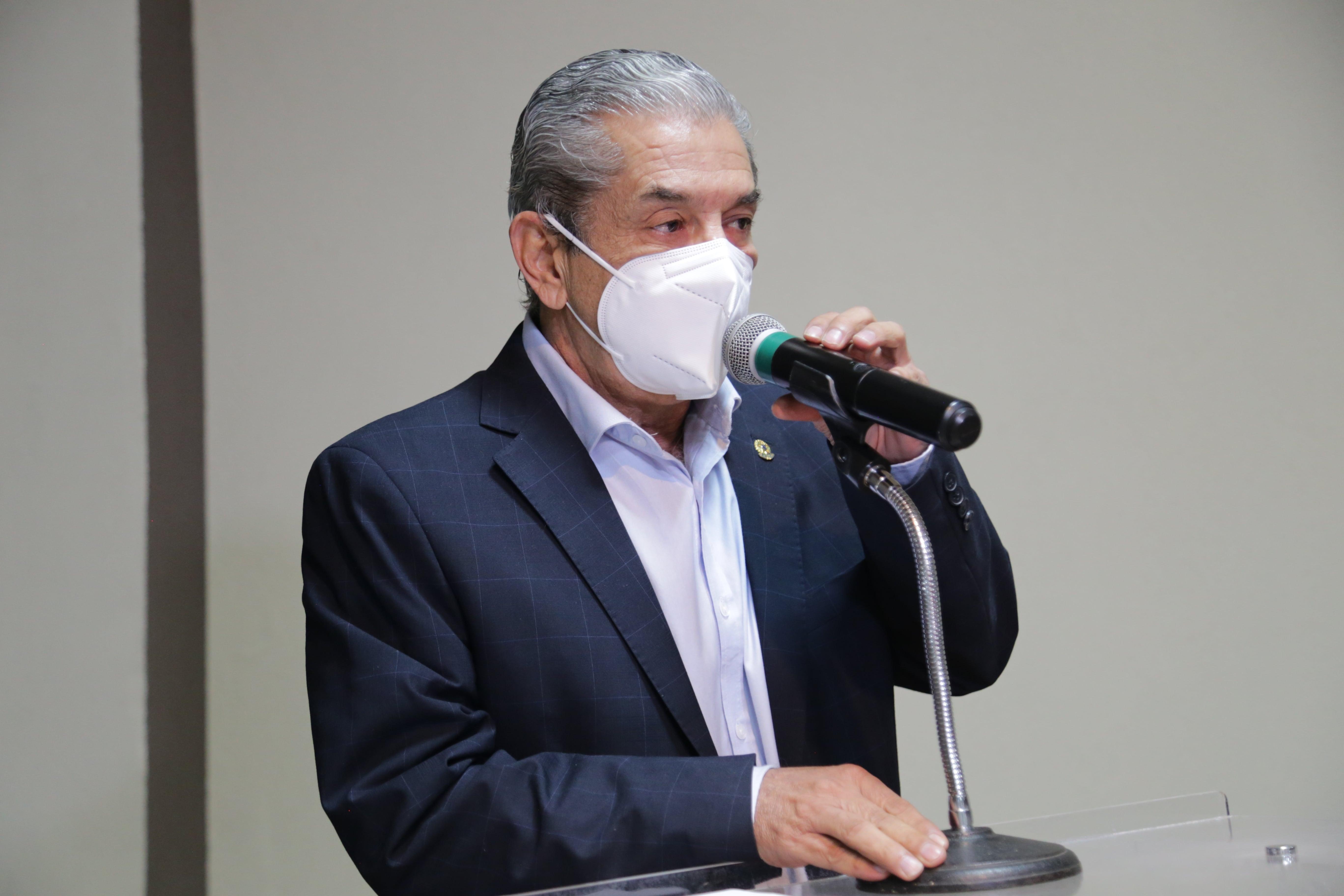 Vereador Candinho Gabínio pede construção da Clínica de Saúde da Criança